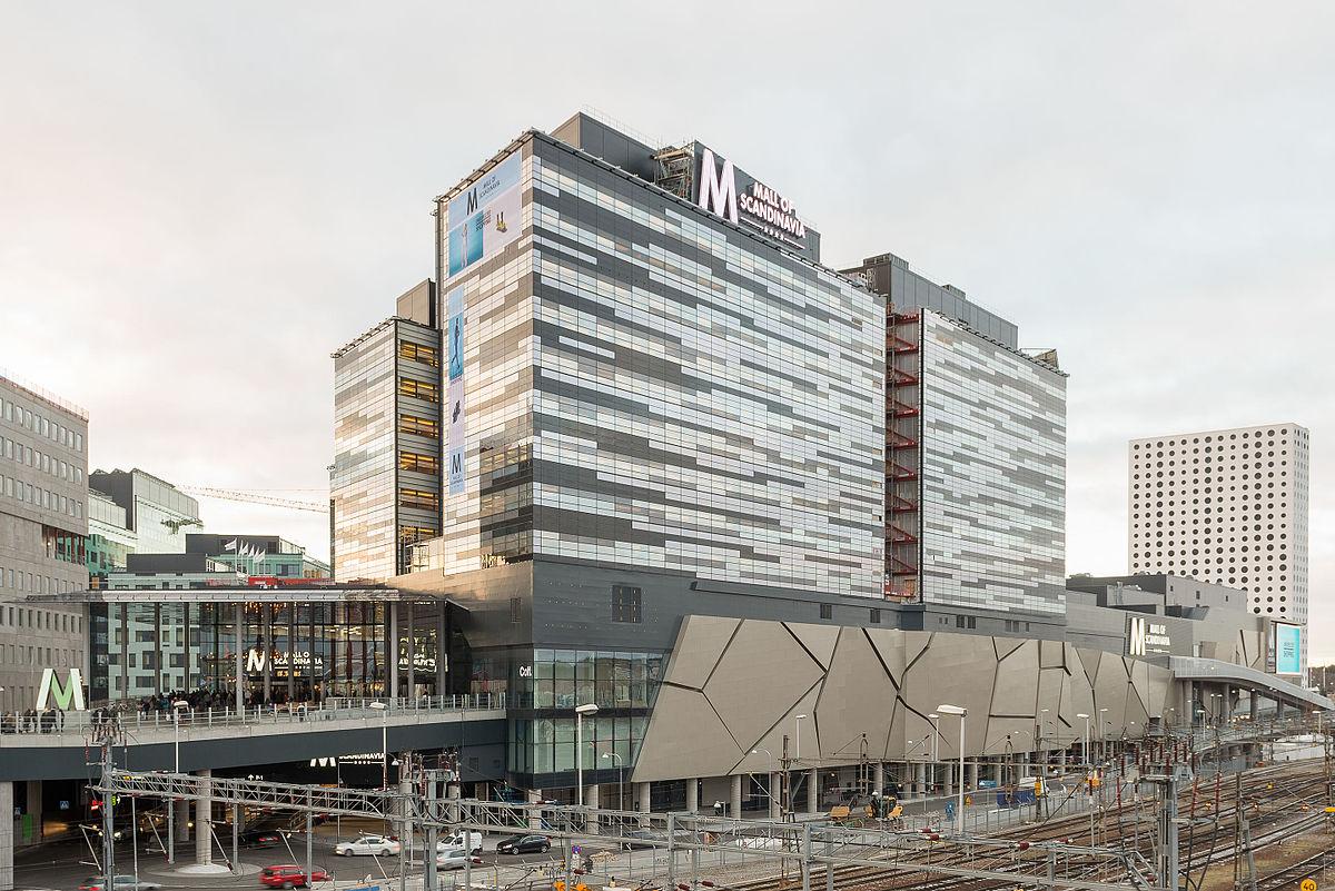 solna mall of scandinavia butiker